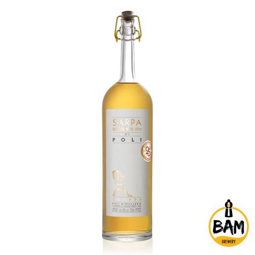 Sarpa Poli - Grappa Barricata - Bam Brewery Pub