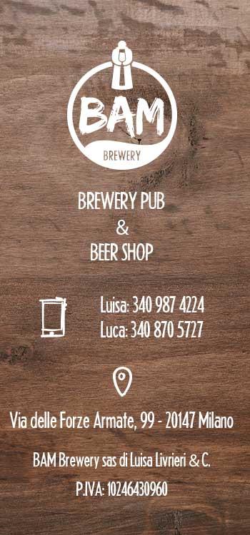 Bam Brewery Pub
