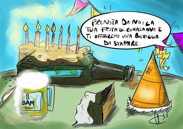 Festa di Compleanno birra-
